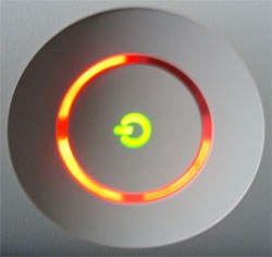Xbox 360 Red Ring of Death - 3 Red Light Repair Service